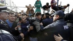 Sýrčan nezvládal podmienky v tábore, zo zúfalstva sa podpálil