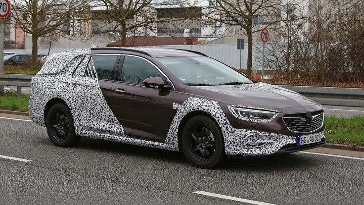 Nový Opel Insignia do ľahkého terénu