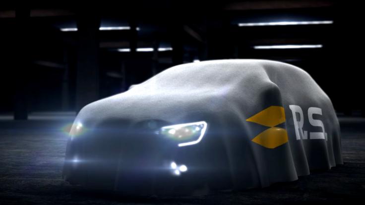 Renault prvýkrát ukázal nový Mégane RS