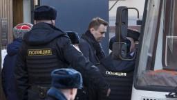 Líder ruskej opozície zostáva vo väzbe, súd zamietol jeho odvolanie