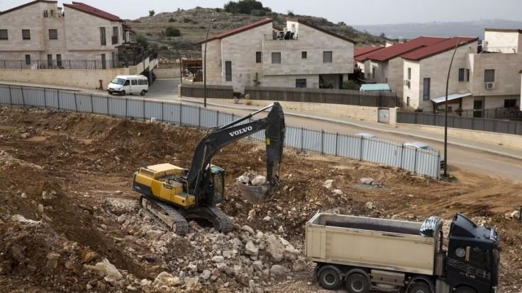Izrael odklepol výstavbu osady na okupovanom západnom brehu Jordánu