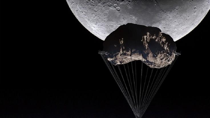 Navrhli mrakodrap zavesený na asteroide. Ukazuje budúcnosť?