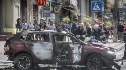 Pri výbuchu auta na Ukrajine zahynul dôstojník bezpečnostnej služby