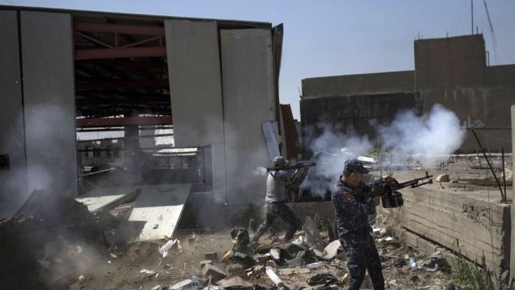 Iracké sily zabili počas náletu viac než sto bojovníkov Islamského štátu