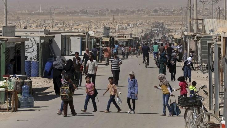 Utečenci sa vracajú na sýrske územia pod kontrolou tureckej armády
