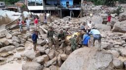 Zosuv bahna v Kolumbii zničil mesto, zahynulo vyše 200 ľudí