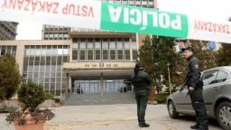 Slovenské súdy stále častejšie čelia bombovým vyhrážkam