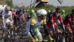 Sagan prvenstvo vo Flámsku po páde neobhájil, triumfoval Gilbert