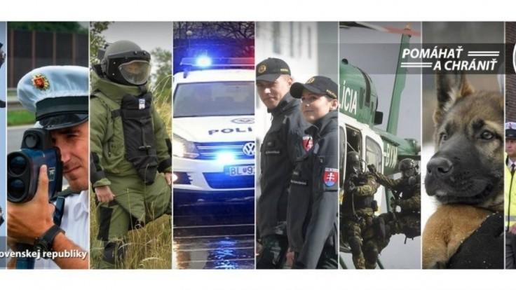 Polícia má vlastný Facebook, ukáže zásahy aj psích pomocníkov