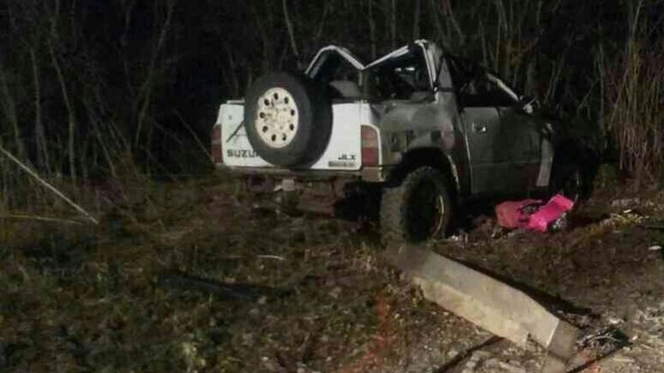 Pri nehode zahynuli traja mladí ľudia, podnapitého vodiča obvinili