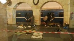 ONLINE: V petrohradskom metre zabíjala bomba, zrejme išlo o terorizmus