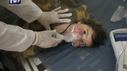 Pri útoku toxickým plynom v Sýrii zomrelo vyše 100 ľudí, tvrdia záchranári