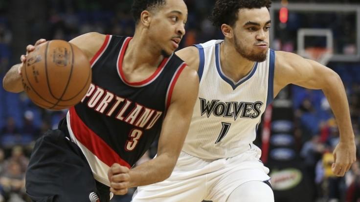 NBA: Minnesota zdolala Portland a ukončila víťaznú sériu súpera