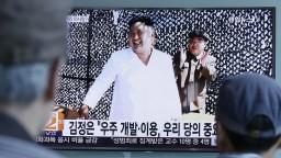 Kimov režim odpálil raketu, dopadla k juhokórejskému pobrežiu