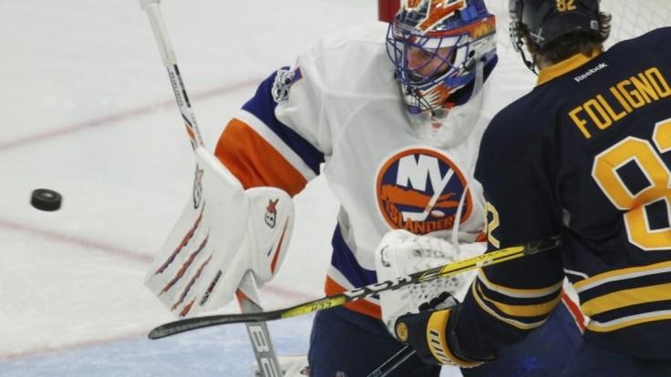 NHL: Halák vyhral, Chára skóroval pri postupovej poistke Bostonu