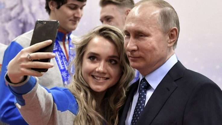 Plagát so zoženšteným Putinom zaradili k extrémistickým materiálom