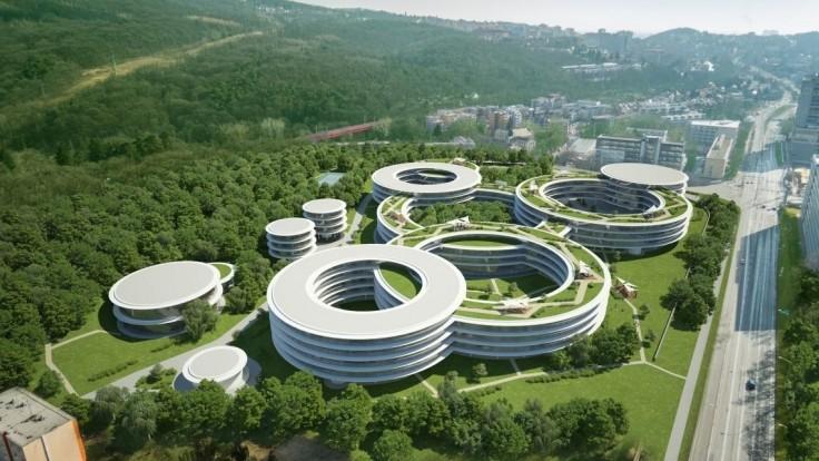 Na bratislavskej Patrónke chcú postaviť centrum za vyše sto miliónov