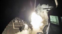 USA potrestali Asada za chemický útok, vypálili desiatky rakiet
