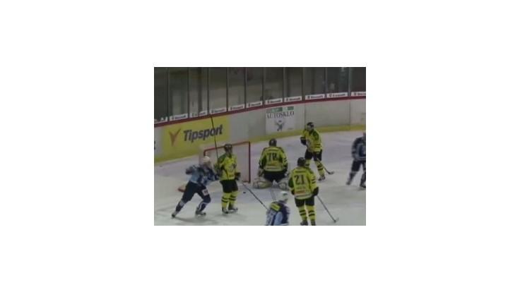 Nitra zdolala Žilinu tesne 1:0