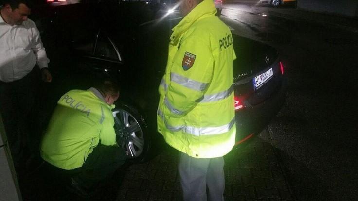 Prezident vyhovel Kaliňákovi, cestou domov sa mu pokazilo auto