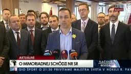 TB poslancov strany Smer-SD o odvolávaní ministra práce