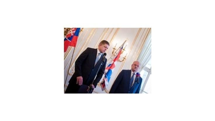 Prezident hovoril s Ficom o novej vláde, väčšina nominácií je uzatvorená