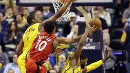 NBA: Toronto zdolalo Miami, v súboji hviezdili rekordéri