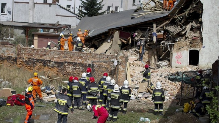 Explózia zrovnala so zemou obytný dom, hlásia mŕtvych