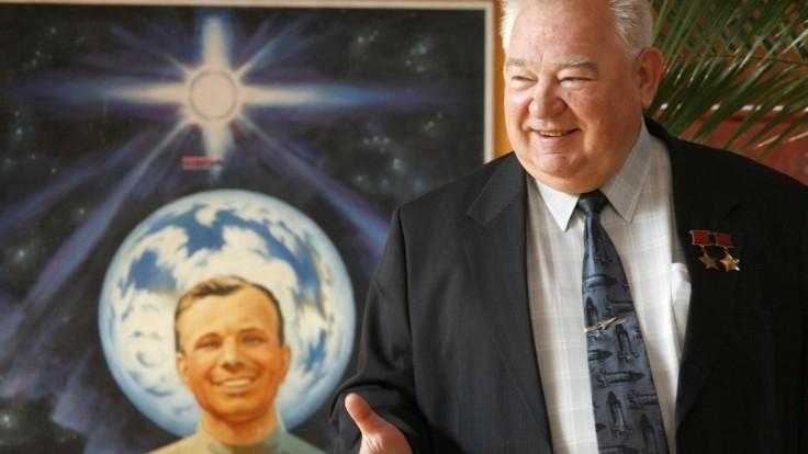 Zomrel bývalý sovietsky kozmonaut Georgij Grečko