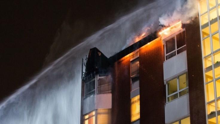 V Maďarsku horel domov dôchodcov, tragédia má jednu obeť
