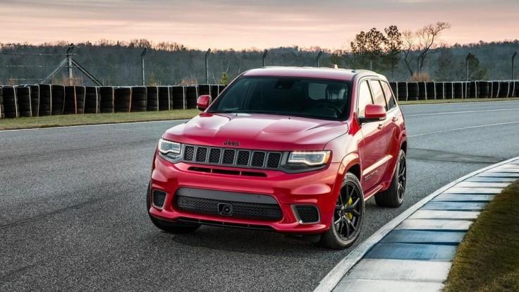 Jeep odhalil najrýchlejšie sériové benzínové SUV na svete