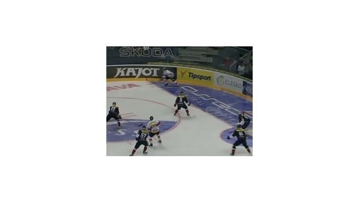 Slovan prehral na domácom ľade so Zvolenom 1:2
