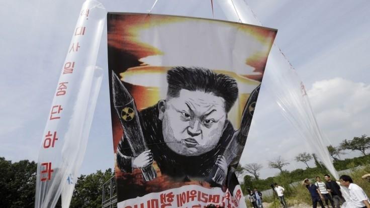 Sme pripravení na vojnu, odkazuje Kimov režim Spojeným štátom