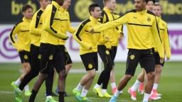 Štvrťfinále Ligy majstrov je za dverami, úvod otvorí Borussia s AC Monaco