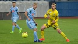 Slovan v odvete porazil Michalovce a postúpil do finále Slovnaft Cupu