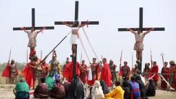 Filipíny vítajú Veľkú noc, v krajine sa začali tradičné rituály