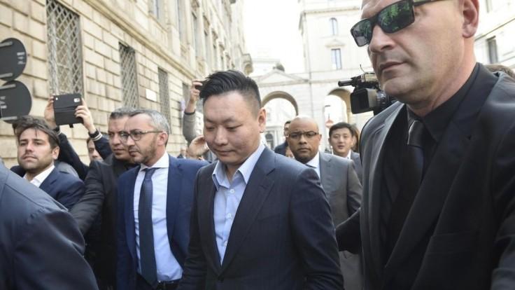 Číňania kúpili AC Miláno, stálo stovky miliónov eur