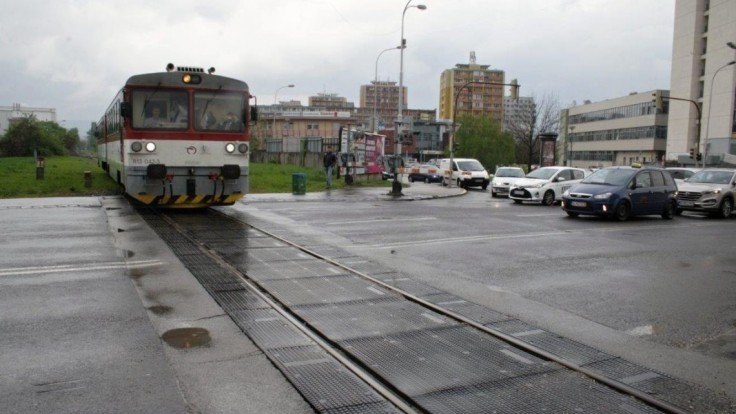 Doprave v Bratislave majú pomôcť vlaky, pri Auparku môže byť stanica