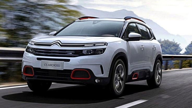 Pozrite si nový Citroën C5, zmenil sa na SUV