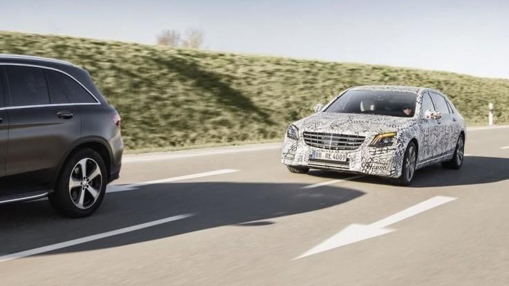 Modernizovaný Mercedes S-triedy už v stredu