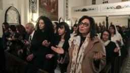 Egypťania preukázali oddanosť viere. Napriek smútku zaplnili kostoly