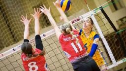 Volejbalistky vstúpili do finále, úspešnejšie boli hráčky Slávie