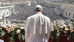 Mestu a svetu. Pápež predniesol veľkonočné požehnanie, spomenul aj Sýriu