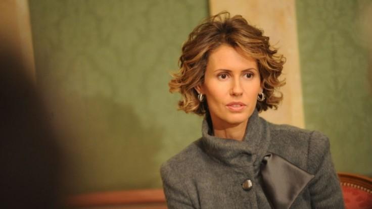 Prvú dámu Sýrie chcú zbaviť britského občianstva. Skupina poslancov vyzvala vládu