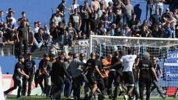 Francúzsky futbal prežil čierny deň, dôvodom boli výtržnosti v Bastii