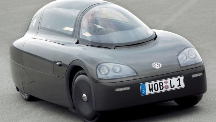 Ako Volkswagen splnil sen jedného muža o spotrebe 1 l/100 km