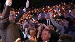 V druhom kole volieb by Le Penová skončila s výraznou stratou, ukázal prieskum