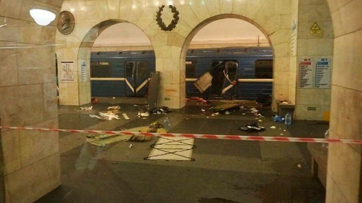 Zadržali muža, ktorý mal zacvičiť útočníka z Petrohradu. Zverejnili video