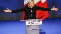 Le Penovej predvolebný míting sprevádzalo viacero incidentov