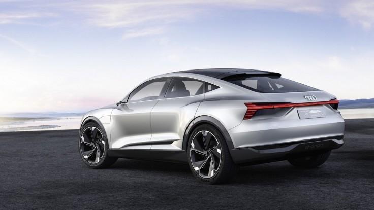 Autosalón v Shanghai odštartoval. Audi prináša pokrokový e-tron Sportback concept
